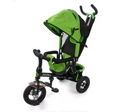 Велосипед Family Trike 980-1 GN